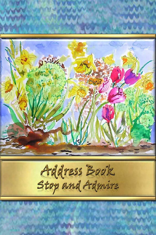 Address Book - Stop and Admire