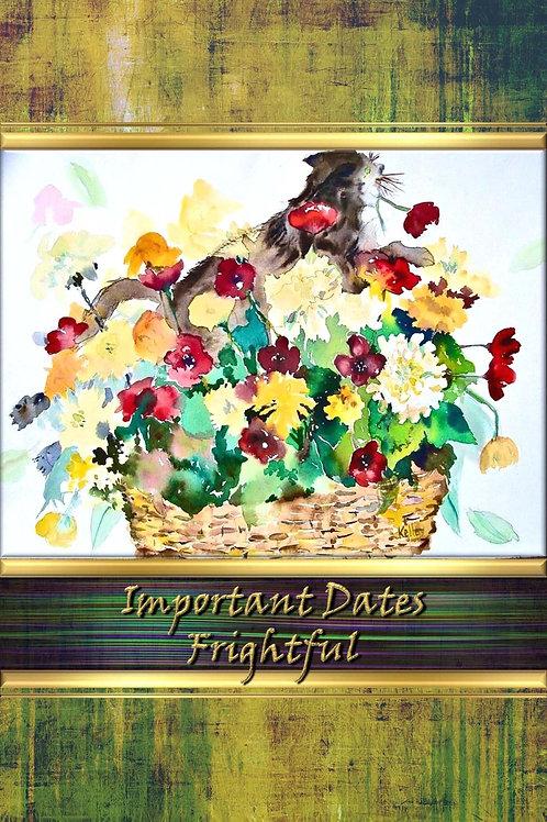 Important Dates - Frightful