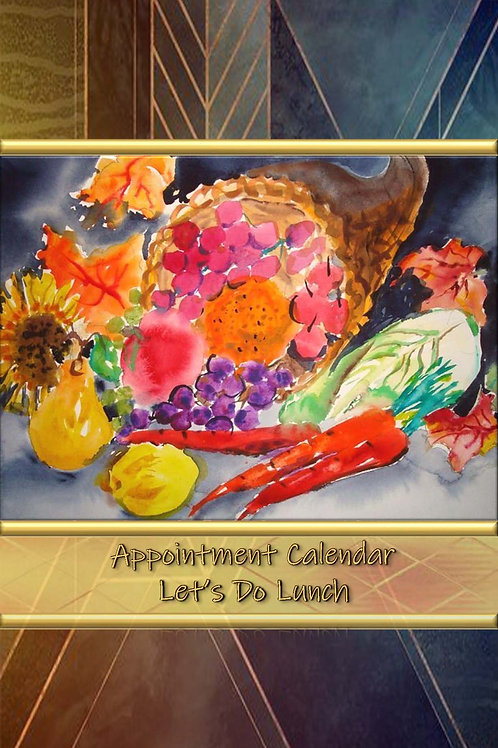 Appointment Calendar - Let's Do Lunch