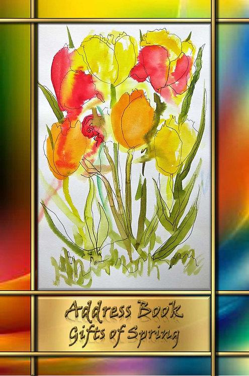 Address Book - Gifts of Spring