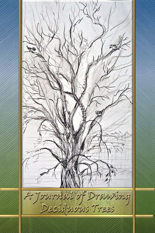 A Journal of Drawing - Deciduous Trees