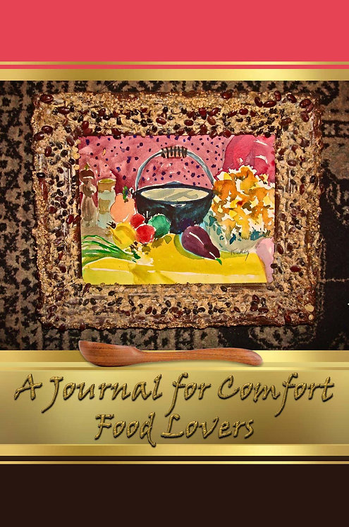 A Journal for Comfort Food Lovers