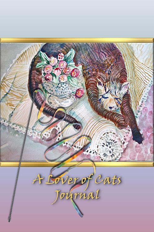 A Lover of Cats Journal
