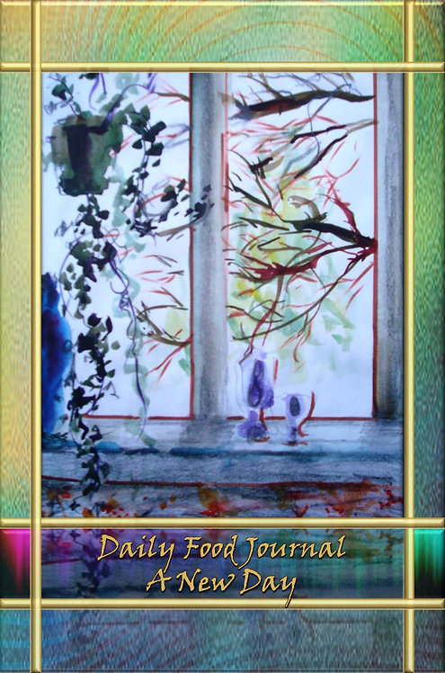 Daily Food Journal - A New Day