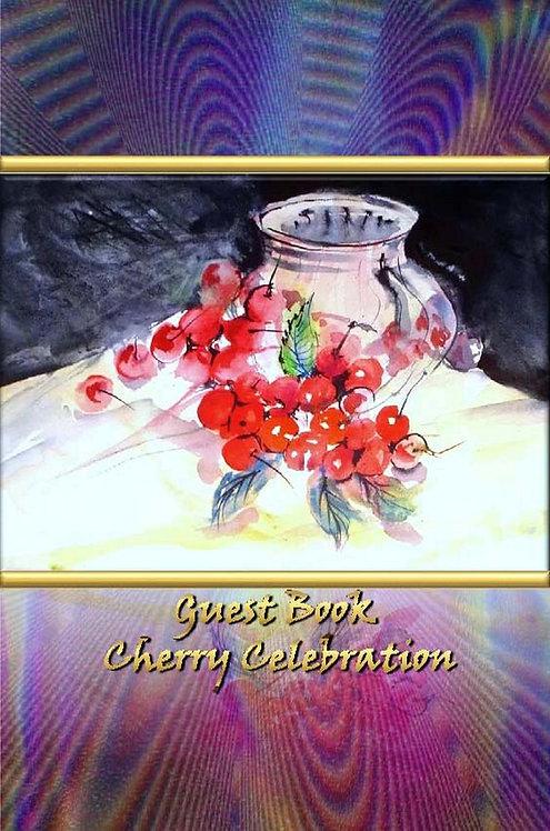 Guest Book - Cherry Celebration