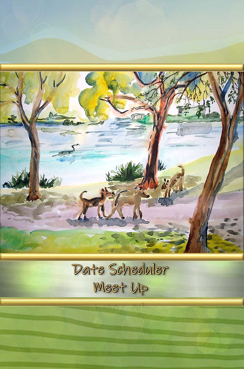 Date Scheduler - Meet Up