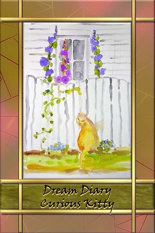 Dream Diary - Curious Kitty