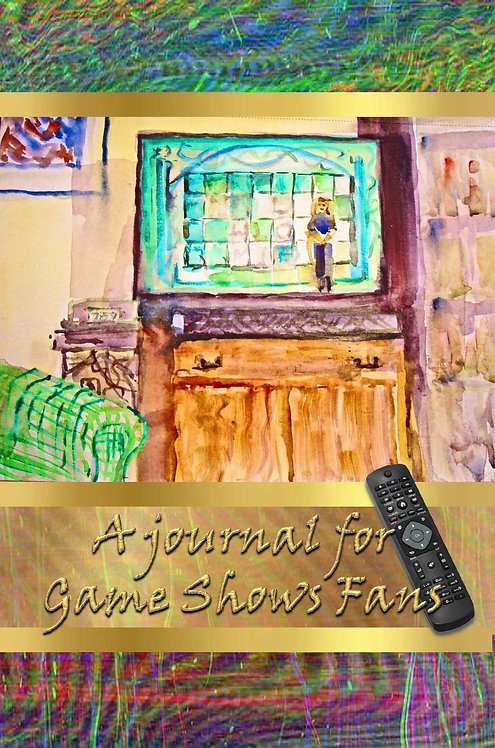 A Journal for Game Show Fans