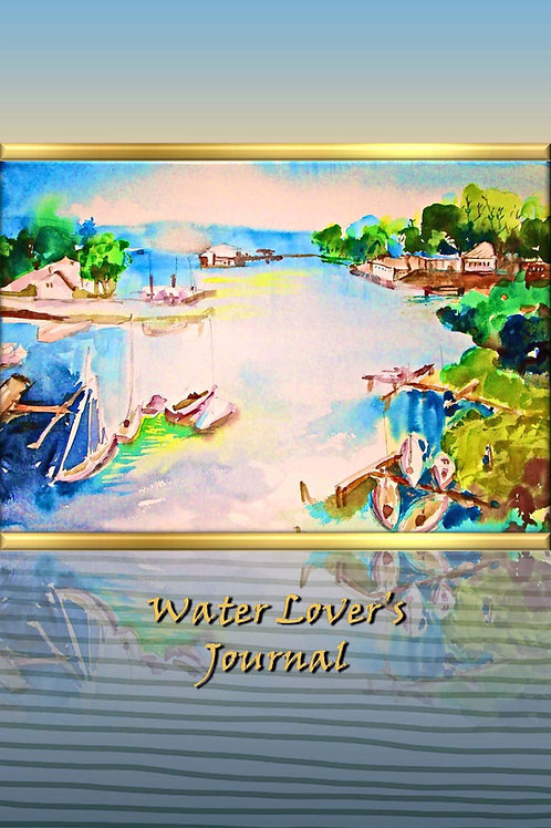 Water Lover's Journal