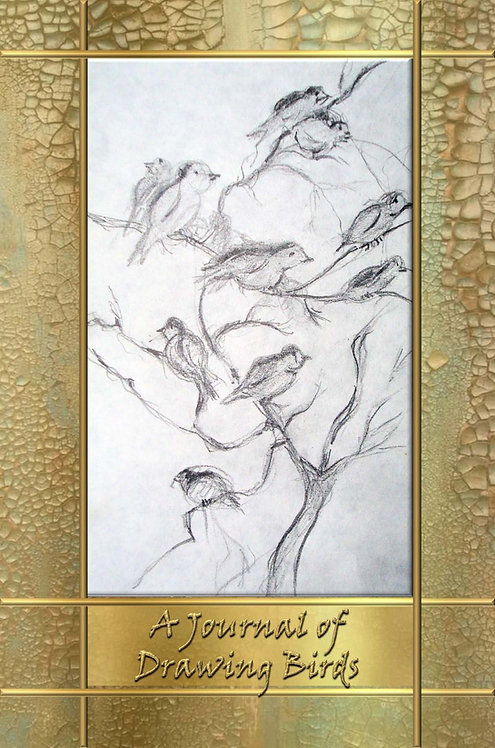 A Journal of Drawing - Birds