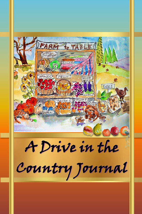 A Drive in the Country Journal