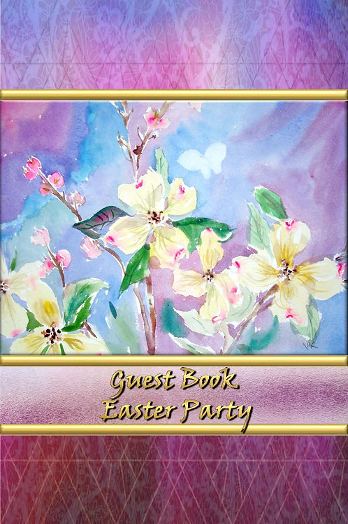 Guest Book - Easter Party