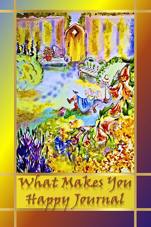 What Makes You Happy Journal