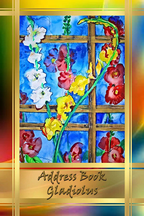 Address Book - Gladiolus