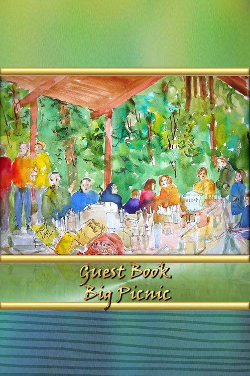 Guest Book - Big Picnic