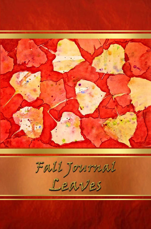 Fall Journal - Leaves