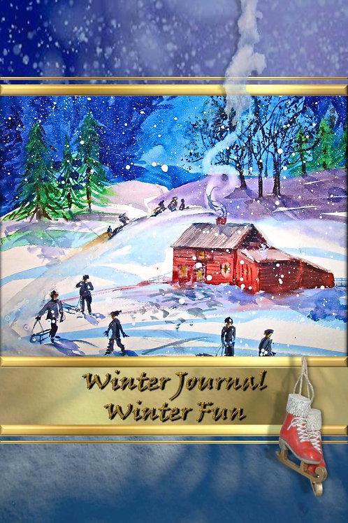 Winter Journal - Winter Fun