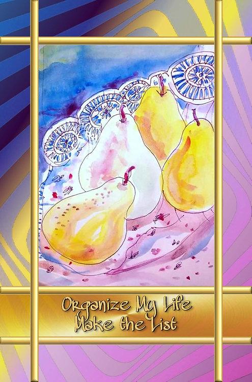 Organize My Life - Make the List