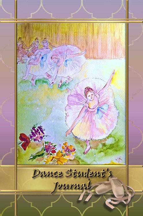 Dance Student's Journal