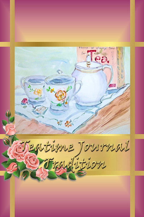 Teatime Journal - Tradition