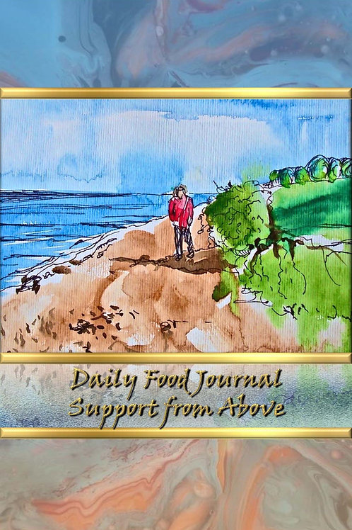 Daily Food Journal - Support From Above