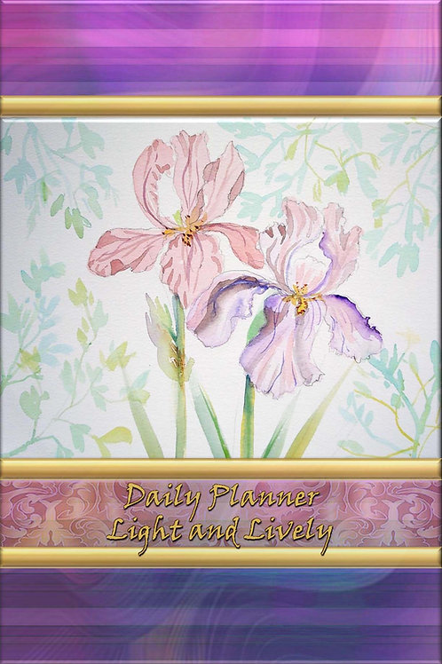 Daily Planner - Light and Lively