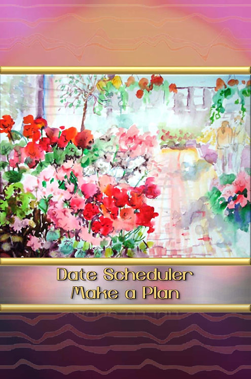 Date Scheduler - Make a Plan