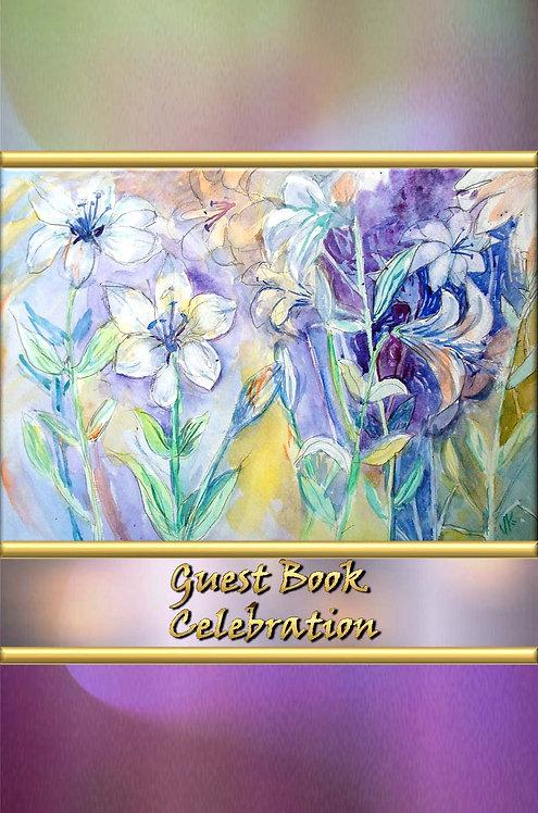 Guest Book - Celebration
