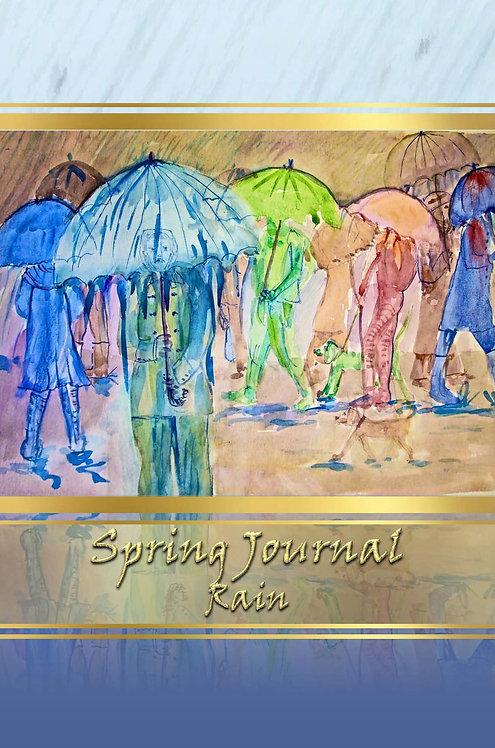 Spring Journal – Rain