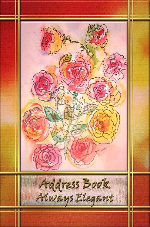 Address Book - Always Elegant