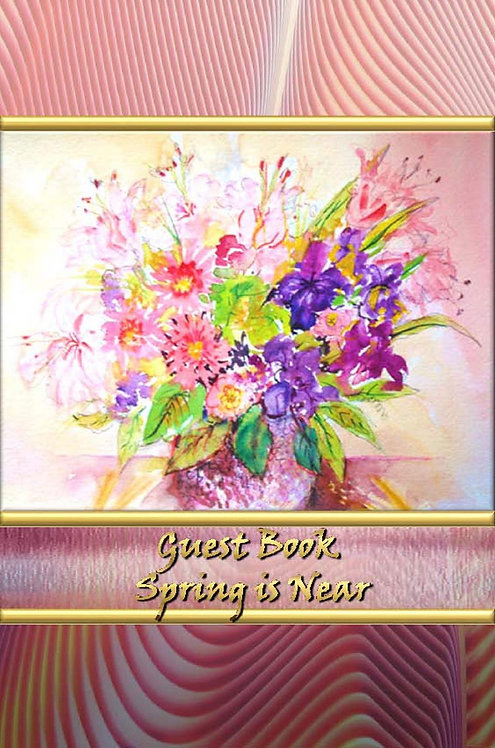 Guest Book - Spring is Near