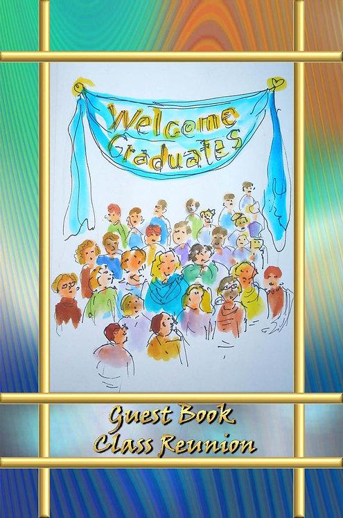 Guest Book - Class Reunion