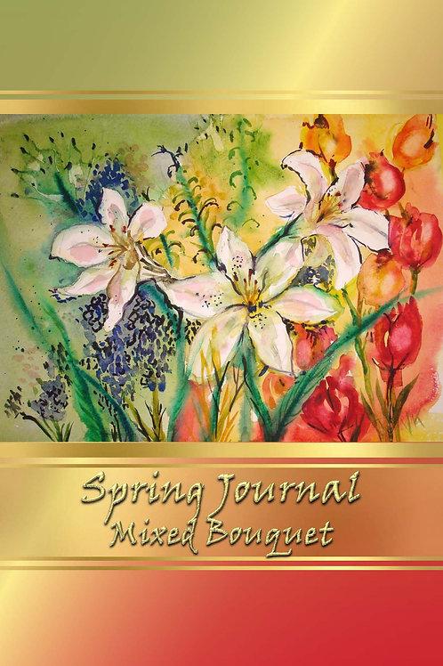 Spring Journal – Mixed Bouquet