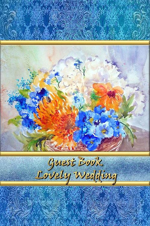 Guest Book - Lovely Wedding