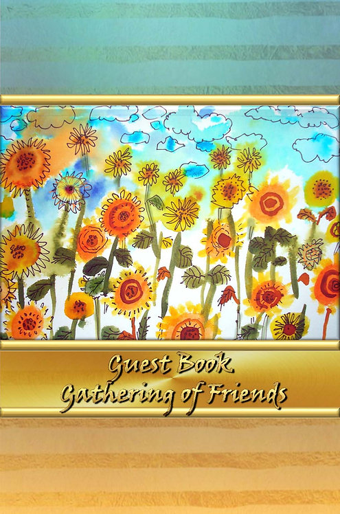 Guest Book - Gathering of Friends
