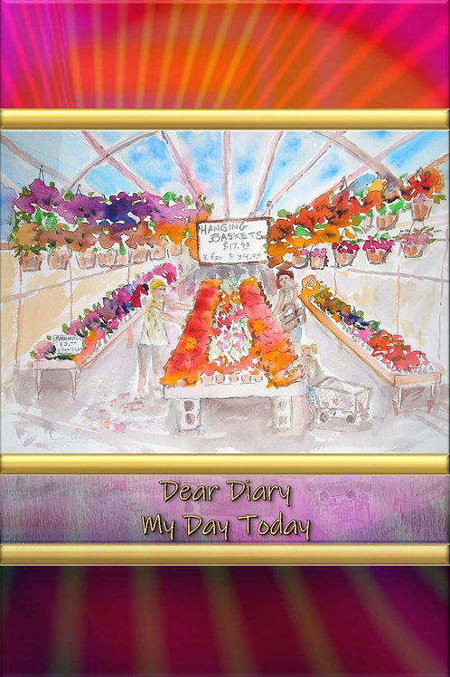 Dear Diary - My Day Today