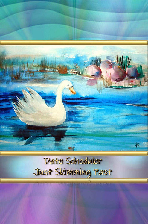 Date Scheduler - Just Skimming Past