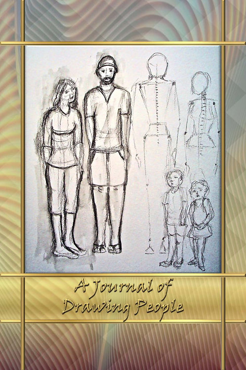 A Journal of Drawing - People
