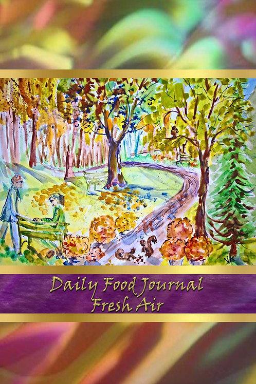 Daily Food Journal - Fresh Air