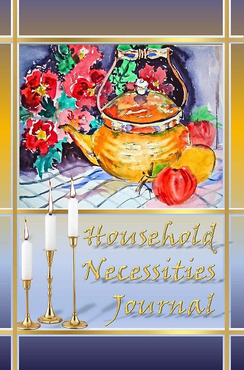Household Necessities Journal