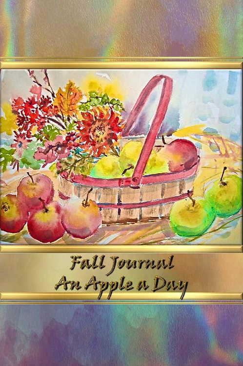 Fall Journal - An Apple a Day