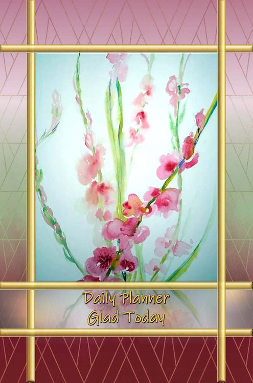 Daily Planner - Glad Today