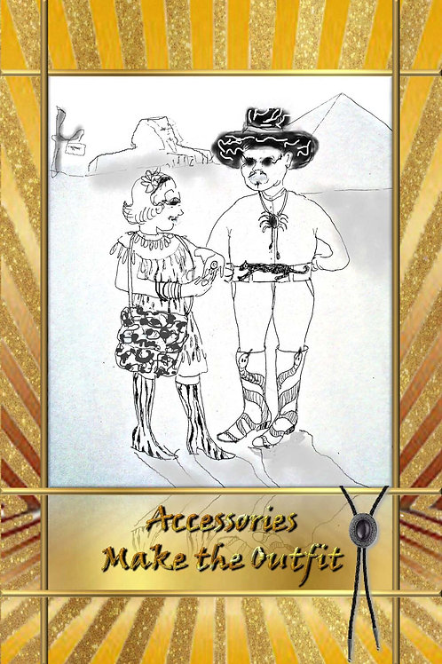 Accessories Make the Outfit Journal