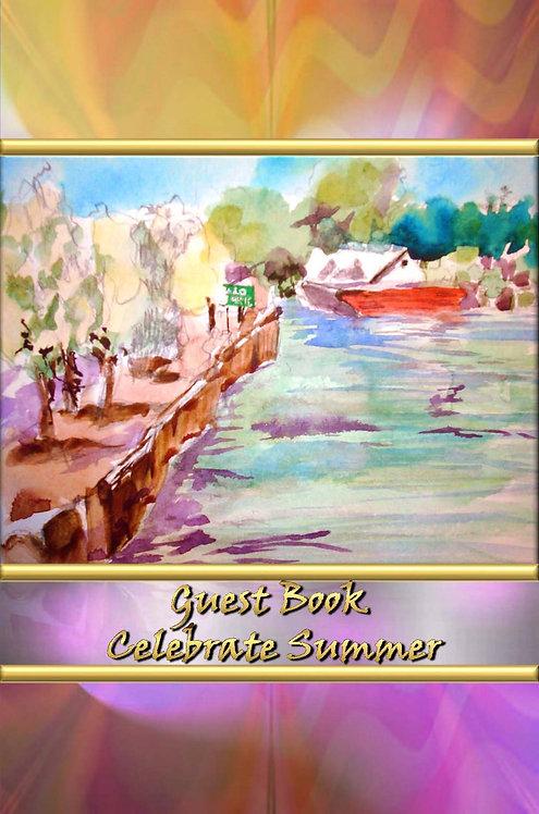 Guest Book - Celebrate Summer