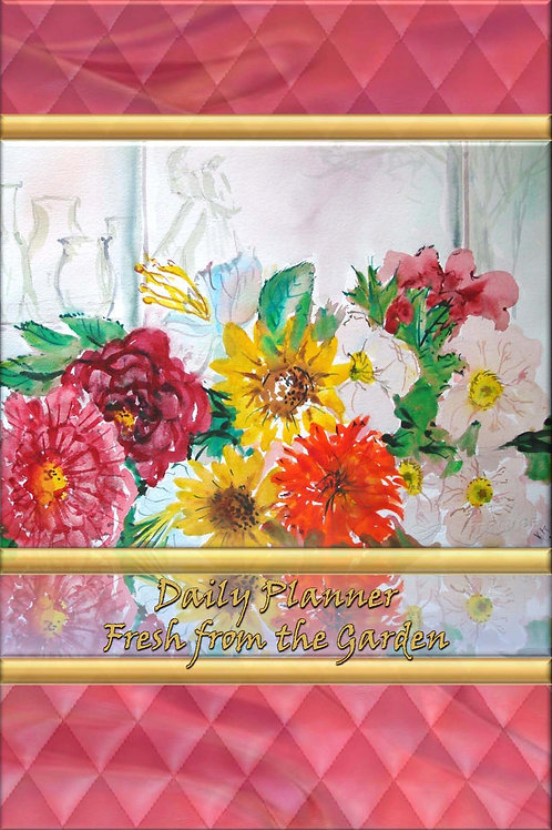 Daily Planner - Fresh from the Garden