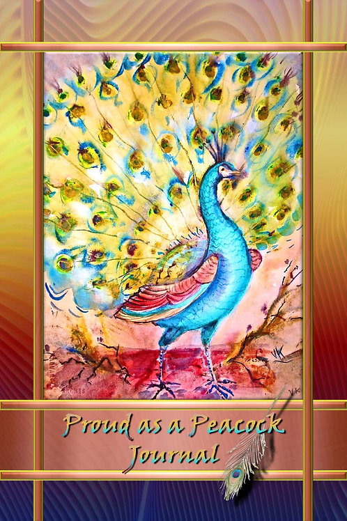 Proud as a Peacock Journal