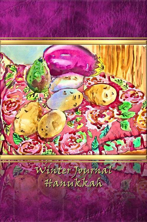 Winter Journal - Hanukkah