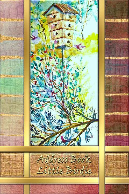Address Book - Little Birdie