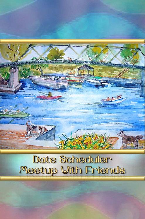 Date Scheduler - Meetup With Friends