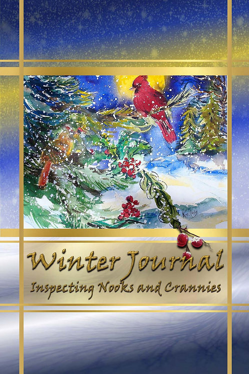 Winter Journal - Inspecting Nooks and Crannies